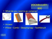 English powerpoint: Jeopardy game - review part 2/2