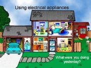 English Powerpoint Parts Of A House And Electrical Appliances
