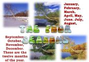 English powerpoint: rhymes and seasons 1/4