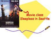 English powerpoint: Sleepless in Seattle