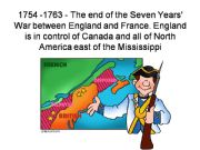 English powerpoint: A crash course in American history - part 2
