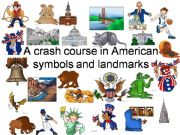 English powerpoint: A crash course in American symbols and landmarks