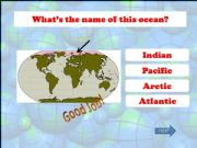 English powerpoint: Continents and Oceans - Part 02