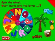 English powerpoint: The English Alphabet *J-R* - GAME (2)