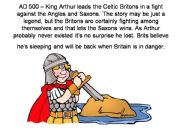 English powerpoint: A crash course in the UK history - Part 2