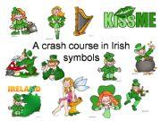 English powerpoint: A crash course in Irish symbols