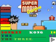 English powerpoint: SUPERMARIO COMPARATIVES/SUPERLATIVES GAME (WITH SOUND)