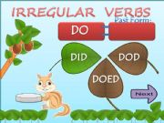 English powerpoint: Irregular verbs part 2