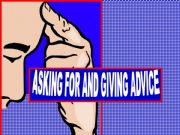 English powerpoint: asking for and giving advice
