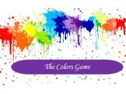 English powerpoint: Colors Game 1