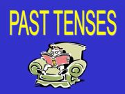 English powerpoint: Past Tenses