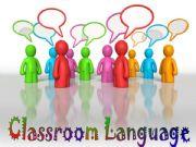 English powerpoint: Classroom Language Part 1/3
