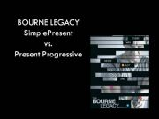 English powerpoint: The Bourne Legacy