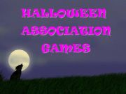 English powerpoint: HALLOWEEN ASSOCIATION GAMES - play and learn