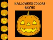 English powerpoint: halloween chant