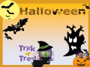 English powerpoint: Wh~ Questions Halloween Game