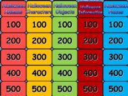 esl english powerpoints halloween jeopardy