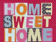 English powerpoint: Home sweet Home