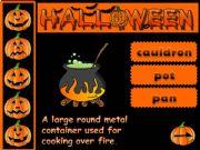 English powerpoint: Halloween - game (1)