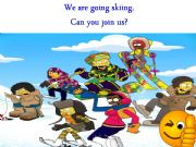 English powerpoint: PART 2 of 3: We are going (shopping). Can you join us? Simpsons