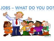 English powerpoint: JOBS - What do you do?