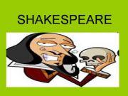 English powerpoint: Shakespeare