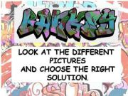 English powerpoint: BANKSY - present simple vs present continuous (part1)