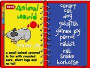 English powerpoint: Animal worls - pets *GAME* (2)