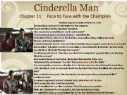 English powerpoint: Cinderella Man