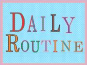 English powerpoint: Daily Routine Part 1