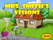 English powerpoint: Mrs.Smith´s Visions- Describing people game (1/2)