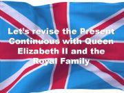 English powerpoint: The Present Continuous - revisions