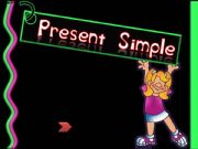 English powerpoint: Present Simple - Part A