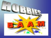 English powerpoint: Hobbies Jeapardy 2