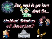 English powerpoint: The USA quiz - part II