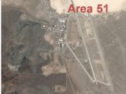 English powerpoint: The Area 51 mystery