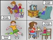 English powerpoint: Happy families - 2nd ppt