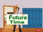 English powerpoint: EXPRESSING THE FUTURE- Grammar lesson