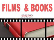 English powerpoint: BOOKS AND FILMS
