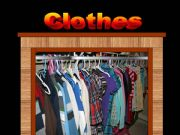 English powerpoint: Clothes Vocabulary