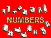 English powerpoint: Number games