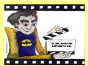 English powerpoint: Telling about my favourite film