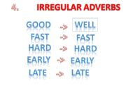 English powerpoint: ALL ABOUT ADVERBS PART 2