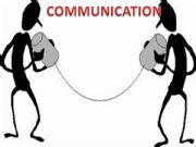 English powerpoint: communication in the professional world