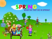 English powerpoint: seasons 2 - SPRING