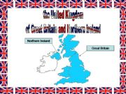 English powerpoint: The United Kingdom