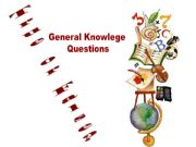 English powerpoint: General Knowlege Questions- True or False
