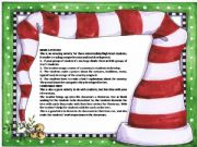 English powerpoint: Special christmas activities..