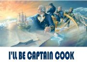 English powerpoint: Future tenses - I´ll be Captain Cook