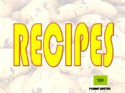 English powerpoint: Cooking Class Peanut Butter